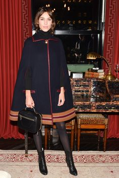 100 times the multi-hyphenate earned her style influencer moniker, since Alex Chung, Alexa Chung Style, Love Her Style, New Wardrobe, Looks Cool, Chic Outfits, Winter Outfits, Celebrity Style, Winter Fashion