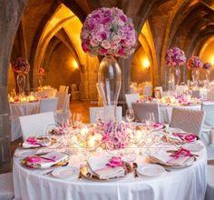 Semplicità e romanticismo per gli allestimenti di un matrimonio a Villa Cibrone