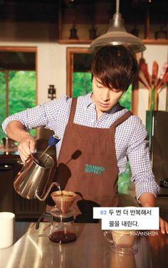 Super Junior Experience Korea Donghae