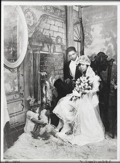 1920s wedding attire