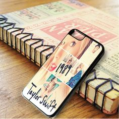 Taylor Swift 1989 Cover Album Taylor Swift Singer iPhone 6|iPhone 6S Case