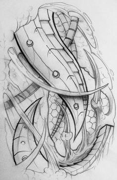 biomechanical tattoo - Pesquisa Google