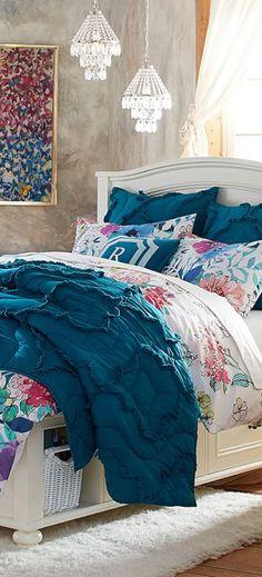 Bohemian Girls Bedroom