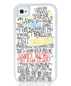 So this is awesome. :: Over The Rainbow Case for iPhone & Galaxy S