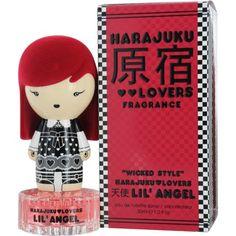 Harajuku Lovers Lil' Angel Wicked Style Eau De Toilette Spray, 1 Fluid Ounce Harajuku Lovers http://www.amazon.com/dp/B004414BC4/ref=cm_sw_r_pi_dp_STTKtb0ZKB37Y9AS