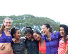 Trail Blazers http://mygirls.adidas.com/com/stories/hawaii-runners/ undefined #mygirls such a fun experience to have been a part of!