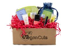 #Vegan #Beauty #Subscription Boxes - These Boxes of Vegan Beauty Products Make Great Gifts for Vegans
