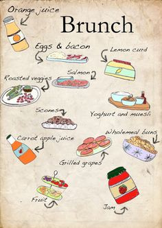 Brunch Ideas #relaxwithsussan