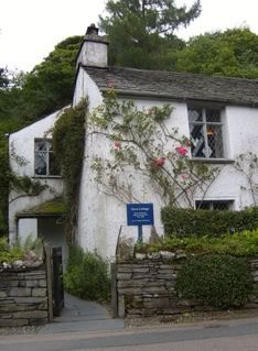Wordsworth's Dove Cottage ~ Lake Windemere England