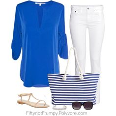"""""""Weekend!"""" by fiftynotfrumpy on Polyvore"""