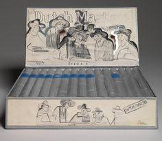 Larry Rivers, Dutch Master's Cigar Box