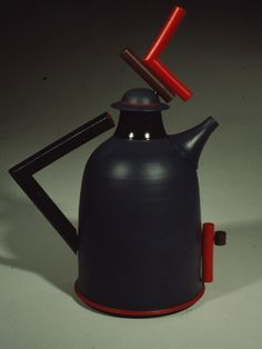 National Teapot Exhibition and Sale Teapots-A-Go-Go 2006 at MudFire Gallery - Ken Horvath