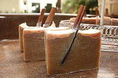 Cinnamon Stick Beer Soap