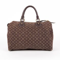 Louis Vuitton Mini Lin Speedy 30  **Discontinued! I think this is the only size LV made. So hard to find!