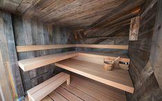 Komerční sauna Klafs ve wellness Čapí hnízdo Sauna, Halle, How To Relieve Stress, Wellness, Bunk Beds, Swimming Pools, Tub, Stairs, Relax