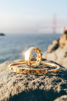 Gold Chains For Men MISTER's accessories are such statement pieces. Quality and comfort! Mens Gold Bracelets, Gold Bangles, Gold Jewelry, Jewelery, Gold Rings, Jewelry Accessories, Chain Jewelry, Tungsten Wedding Bands, Wedding Ring Bands