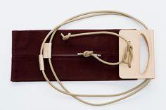A Must-see: Handmade bags from Chris van Veghel