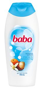 Baba tusfürdő shea vajjal és narancsvirág kivonattal Water Bottle, Personal Care, Drinks, Drinking, Personal Hygiene, Water Bottles, Drink, Beverage