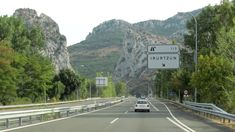 Autovía de Leitzaran in Navarre and Basque Country, more precisely between Irurtzun and Andoain. Basque Country, Pamplona, Places To See, Around The Worlds, Journey, Sea, Beautiful, Saints, The Journey