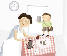 Children's illustration by Ignasi Pi-Sunyer | Society6