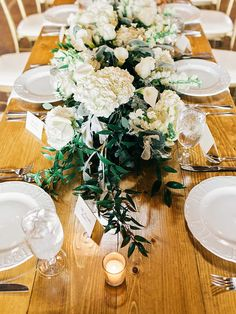 Examples of wedding venue and reception work from the florists at Fallon's Flowers of Raleigh, Durham and Cary.