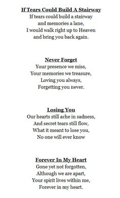 Small Poems for Pet Memorial Tattoo Quotes, Memorial Poems, Memorial Urns, Cat Memorial, Grandpa Quotes, Mom Quotes, Faith Quotes, Poem For My Son, I Love My Son
