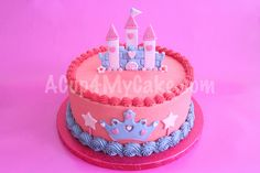 buttercream castle piping cake - Google Search