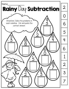 FREEBIE! Fact Family Cones (cut and paste) | TpT FREE LESSONS ...