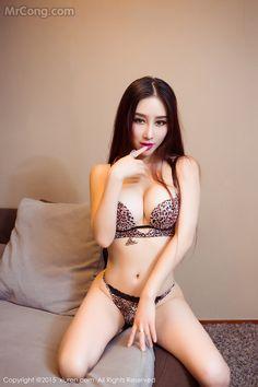 XIUREN No.327: Người mẫu Zou Jingjing (邹晶晶) (51 ảnh)