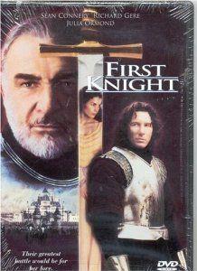 First Knight - 1995 PG-13 movie - Sean Connery, Richard Gere, Julia Ormond, Ben Cross, Liam Cunningham, Christopher Villiers, Valentine Pelka, Colin...
