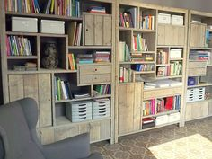 Cupboard, Shelving, Bookcase, The Unit, Home Decor, Clothes Stand, Shelves, Armoire, Decoration Home