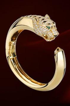 Cartier Panthere bracelet...loooooove