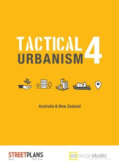 The Tactical Urbanism Guidebook, Vol 4 offers tools for communities, governments and property developers interested in building better neighbourhoods. The fourth e-book in this globally acclaimed series maps out over 20 local case studies of quick and effective urban interventions and platemaking projects in Australia and New Zealand – from pop up parks to urban gardening.