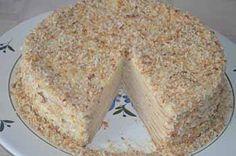 Приготовление торта «Наполеон» в мультиварке
