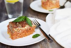 Did you know that Italian food happens to be one of my favorite things on this planet? No? Well now ya do! I also happen to love casseroles, so combine the two and I'm in heaven! This recipe is so … Read More