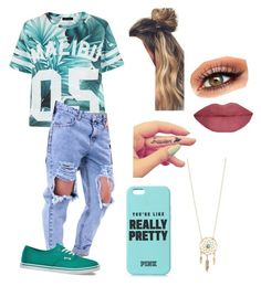 """Teal"" by nanomisahi on Polyvore"