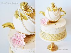Teapot Cake - Contact Hyderabad Cupcakes to order!