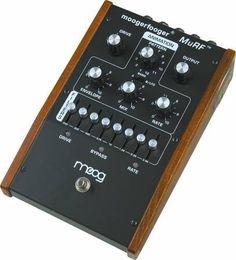 Moog Music Moogerfooger MF-105 MuRF Multi-Effects Guitar Effect Pedal - $425