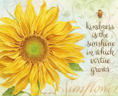 Lang July 2014 Wallpapers: Botanical Inspiration