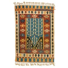I pinned this Vintage Saray 4' x 6' Rug from the Asia Minor Carpet event at Joss and Main!
