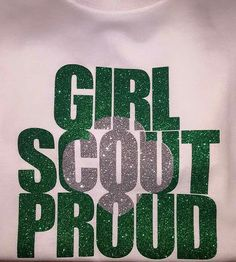 a523a4cae Girl Scout Shirt! I can put your troop number on the back for no additional