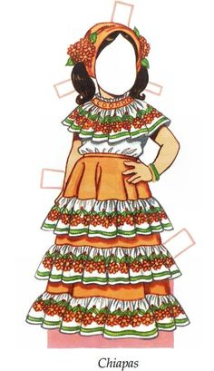 Little Mexican Girl