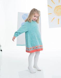 Fantorangen tunika med raglanfelling til barn. Strikkes i økologisk ull. Dette er et samarbeid mellom NRK og A Knit Story. Etisk handel og bærekraftig produksjon. Orange, Nudes, Tunic Tops, Summer Dresses, Knitting, Crafts, Women, Fashion, Tunic