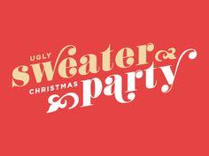 Uglysweaterchristmasparty