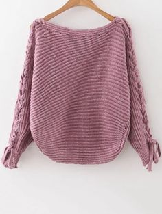 SHARE & Get it FREE | Batwing Sleeve Braided SweaterFor Fashion Lovers only:80,000+ Items • New Arrivals Daily Join Zaful: Get YOUR $50 NOW!