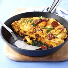 Forever Sports — Lean in 15 // Spanish Omelette