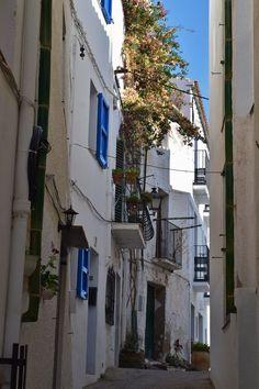ruelle de Cadaqués 09 2016