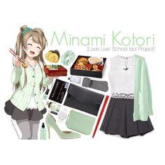 Minami Kotori [Love Live! School Idol Project] by ibuperisesat