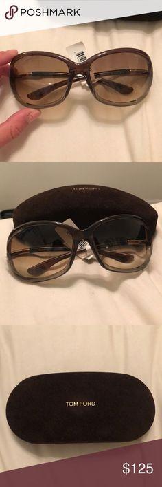a4400eccca1a1 Tom Ford Jennifer Sunglasses Tom Ford Jennifer Sunglasses Brand New with  Tags!!! Color