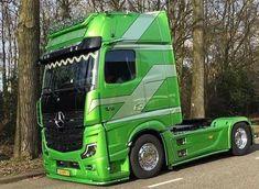 Mercedes Benz Trucks, Volvo Trucks, Semi Trucks, Big Trucks, Mercedes Benz Commercial, Mb Truck, Eddie Stobart Trucks, Daimler Benz, Mp5